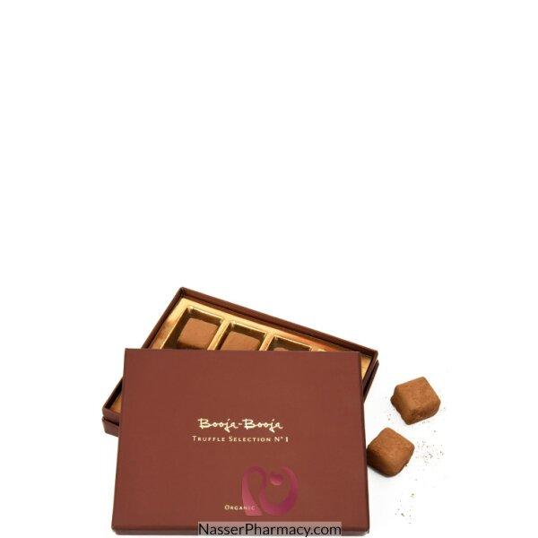 بوجا بوجا علبة شوكولاتة ترافل طبيعية  رقم  No.1  وزن  138 جرام