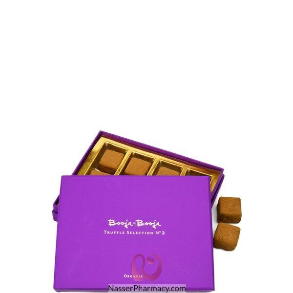 بوجا بوجا علبة شوكولاتة ترافل طبيعية  رقم  No.2  وزن  138 جرام