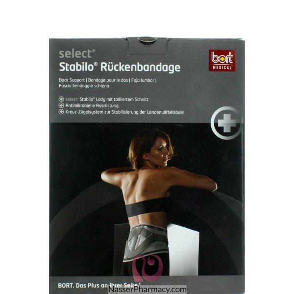 Stabilo Back Bandage- (gr-3) M 104700