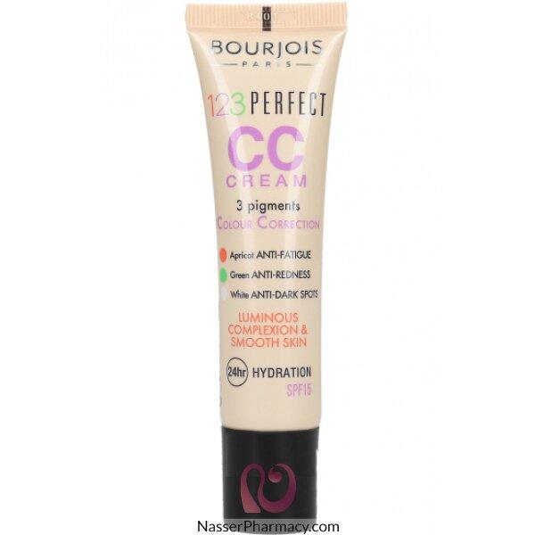 Bourjois 123 Perfect Colour Correcting Cream-  T34 Hale