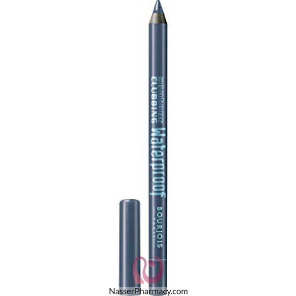 Bourjois Eyeliner Contour Clubbbing -blue It Yourself