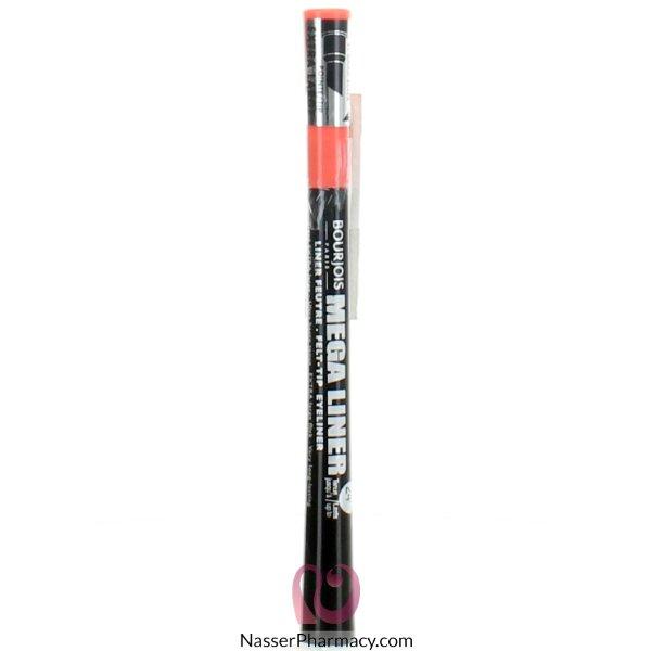 Bourjois Mega Liner-t01 Dark Black