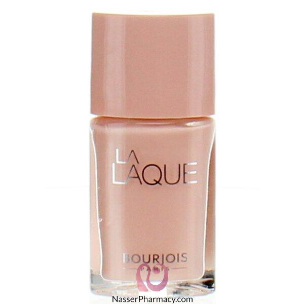 Bourjois Nail Polish La Laque- T02chairettendre