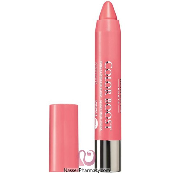 Bourjois Paris Colorboost Lip Crayon-t04 Peach Beach