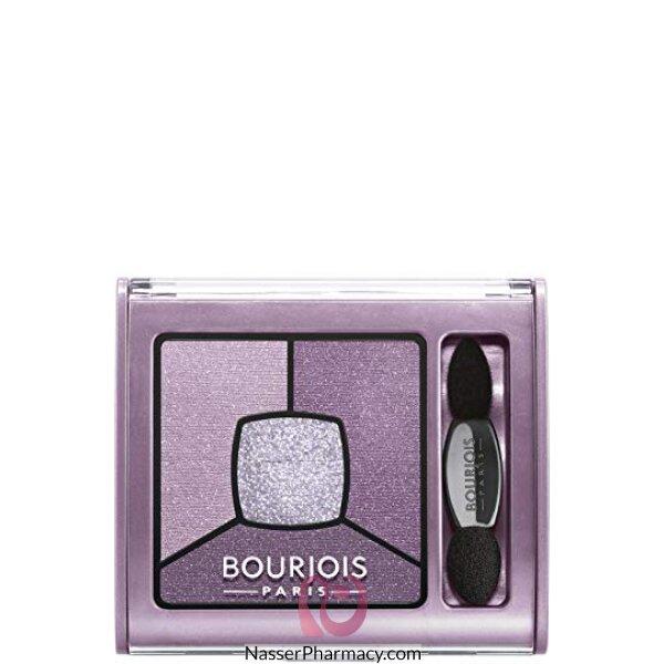 Bourjois Quad Smoky Stories Eyeshadow Palette- T07 In Mauve Again