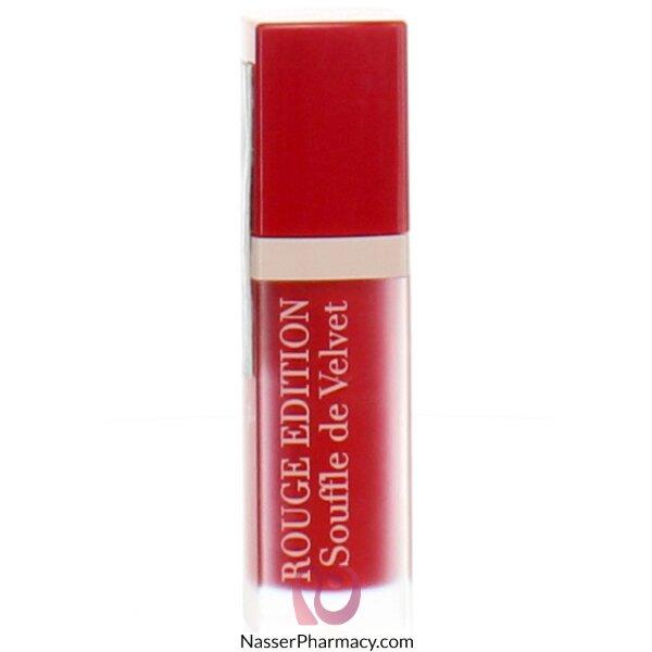 Bourjois Rouge Edition Aqua Laque Liquid Lipstick -  Souffle De Velvet 76