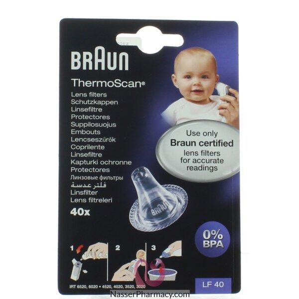 Braun Thermoscan Filters-lf40