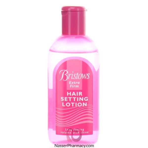 Bristow&#39s Extra Firm Hair Setting Lotion -100ml