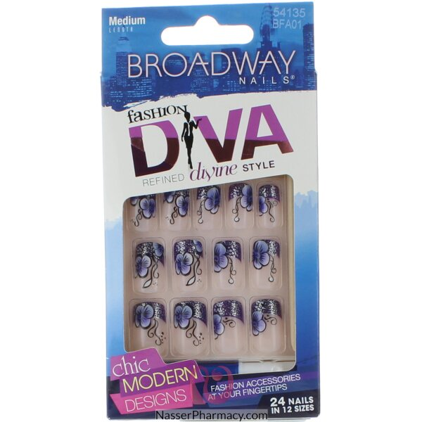 Broadway Fast French Divine- Different Designs