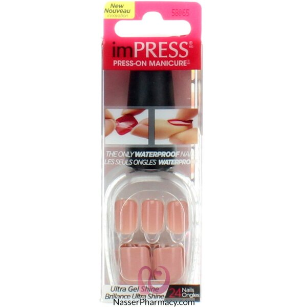 Broadway Impress  Press- On Manicure ,so Stellar