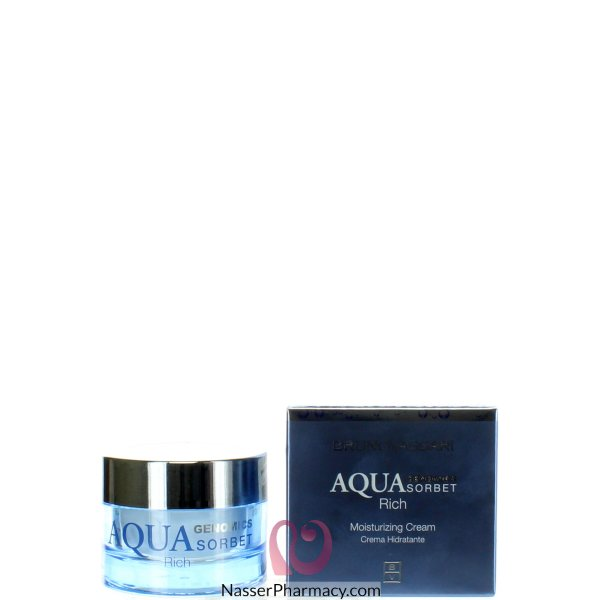 Bruno V Aqua Genomics Sorbet Rich 50ml