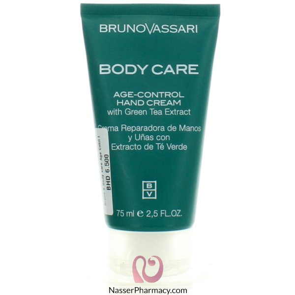 Bruno V Body Care Age Cntrl Hand Crm