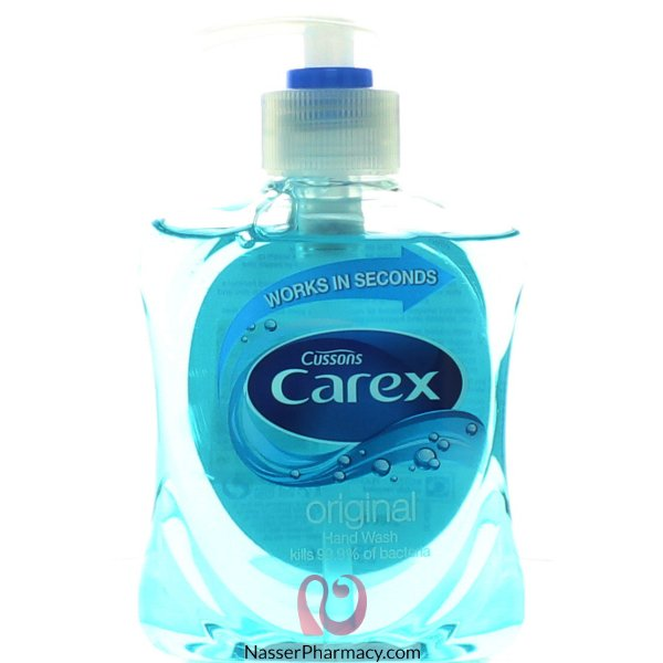 Carex (e) Handwash Original 250ml-26593