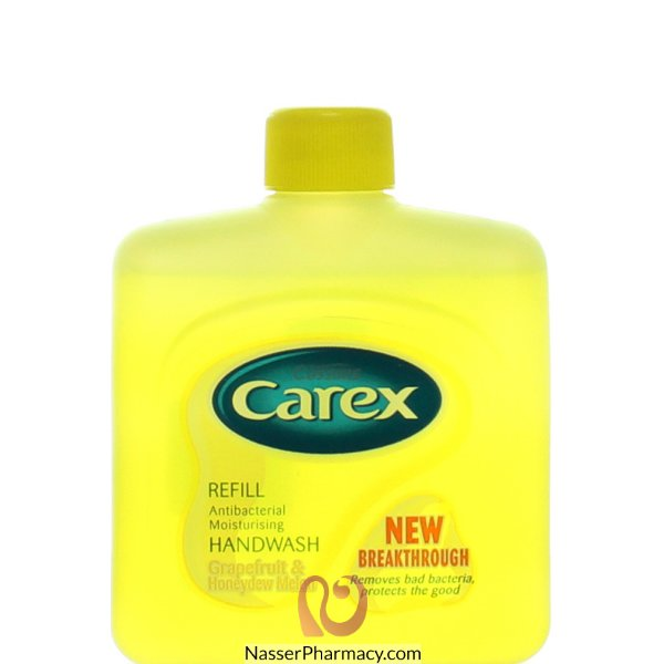 Carex (e) H/wash Refill Grapefruit 250ml-23387