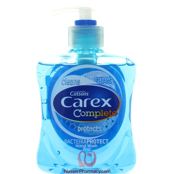 Carex H/wash Bacteria Protect 250ml-26591