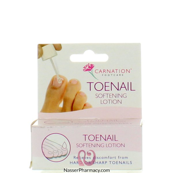 Carnation Toenail Softening Lotion 14ml-3453206