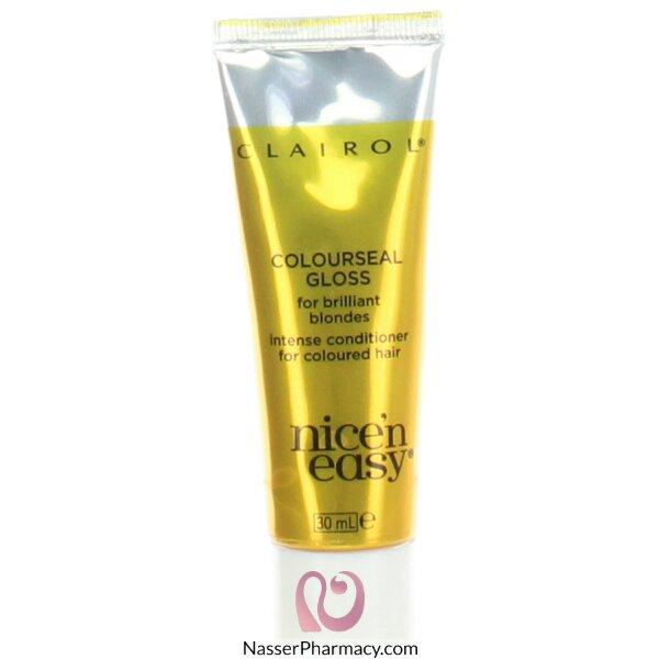 Clairol Colourseal Blonde Conditioner  30ml