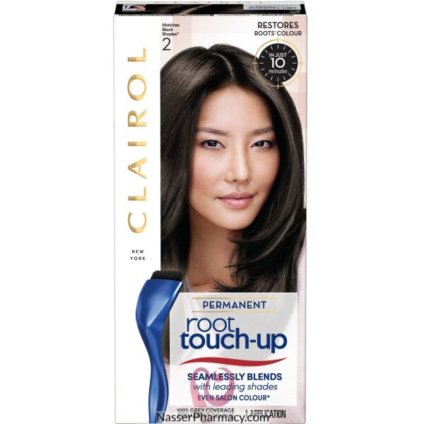Clairol  Root Touch Up Black 2