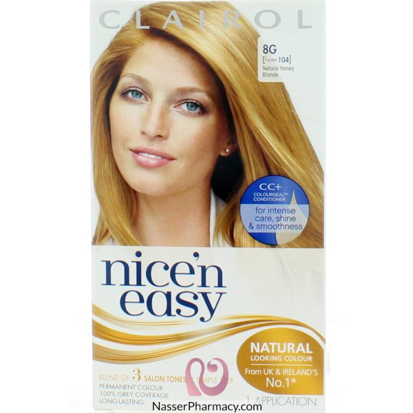 Nice N Easy 8g Natural Honey Blonde-3104