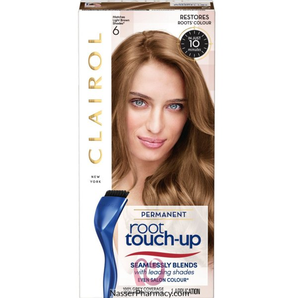 Nice N Easy (e) Root Touch Light Brown 6 - 24264