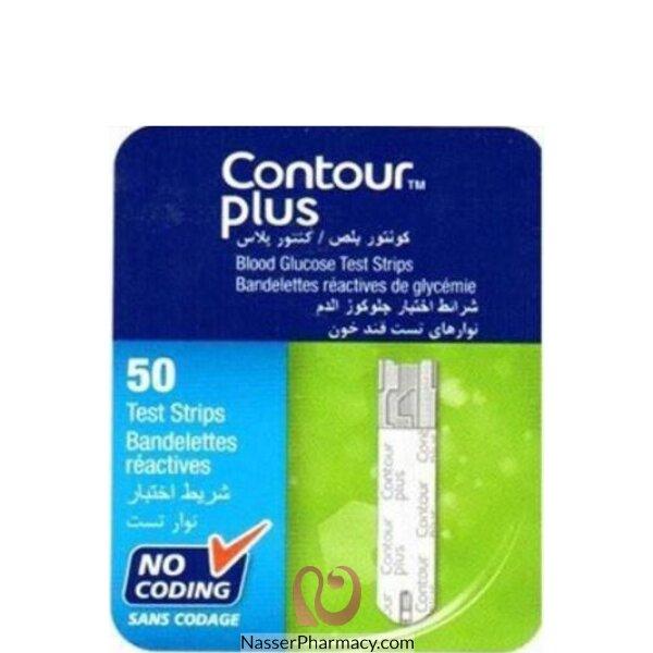 Contour Plus Strips - 50s