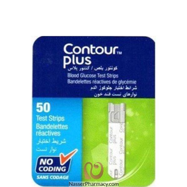 Contours Plus Strips 50`s