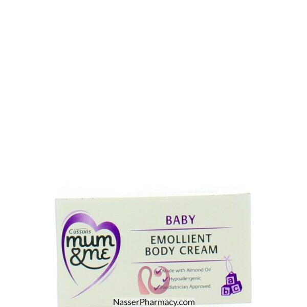 Cussons Mum & Me Baby Emollient Body Cream 125ml