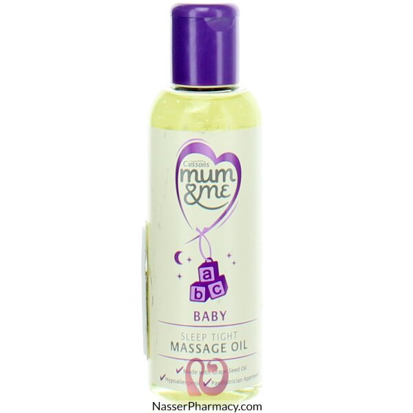 Cussons Mum & Me Sleep Tight Oil 100ml
