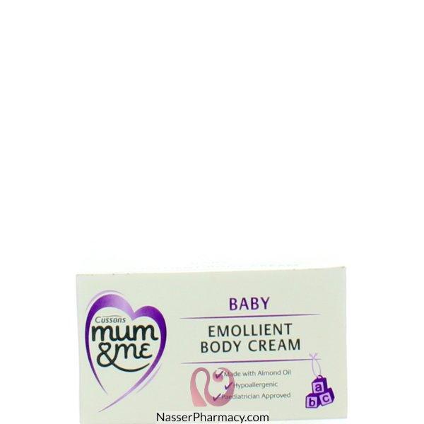 Cussons Mum + Me Baby Emoll Bod 125ml-56160