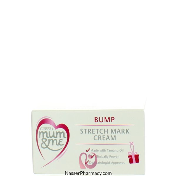 Cussons Mum & Me Stretch Mark Cream 125ml-47371