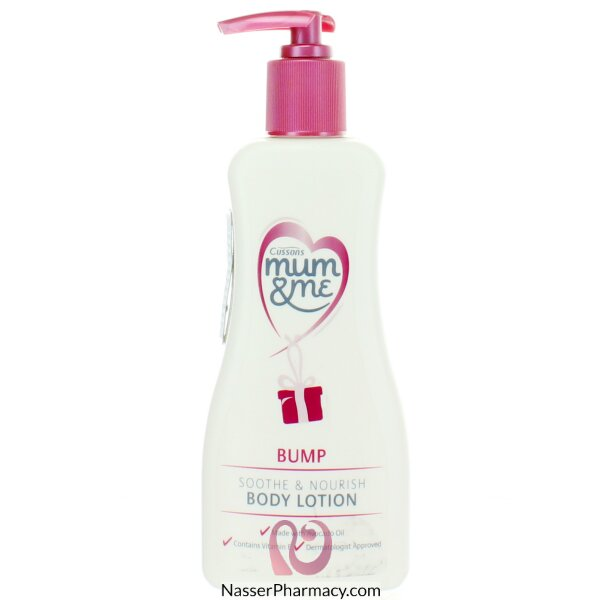 Cussons Mum&me Soothe & Nourish Body Lotion 300ml