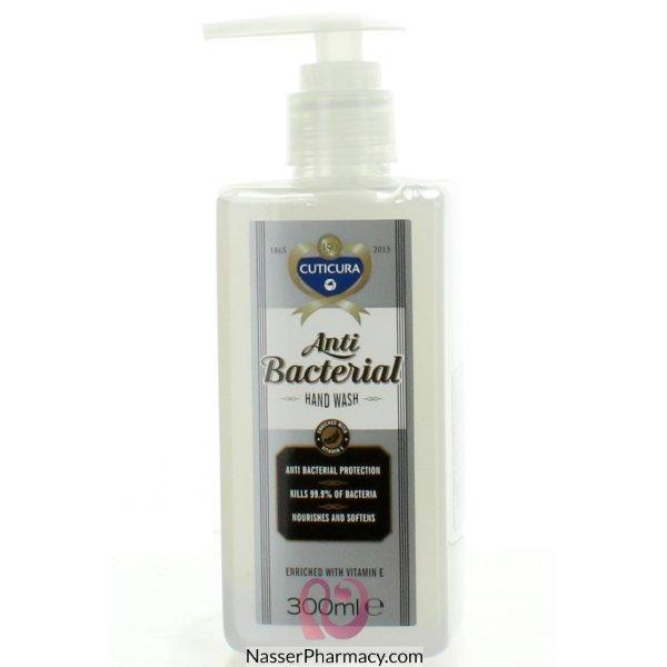 Cuticura Anti Bacterial Hand Wash 300ml-59822