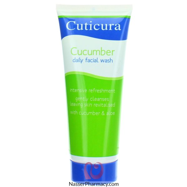 Cuticura Cucumber Skin Facial Wash-200ml-39873