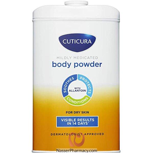 Cuticura Mildly Medicated Talcum Powder - 250 G