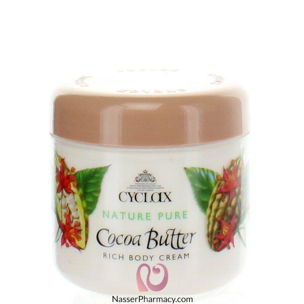 Cyclax Cocoa Butter Body Cream 300ml
