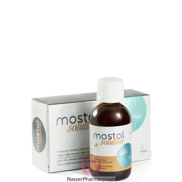 Derma Pella Mostal Solution 50ml