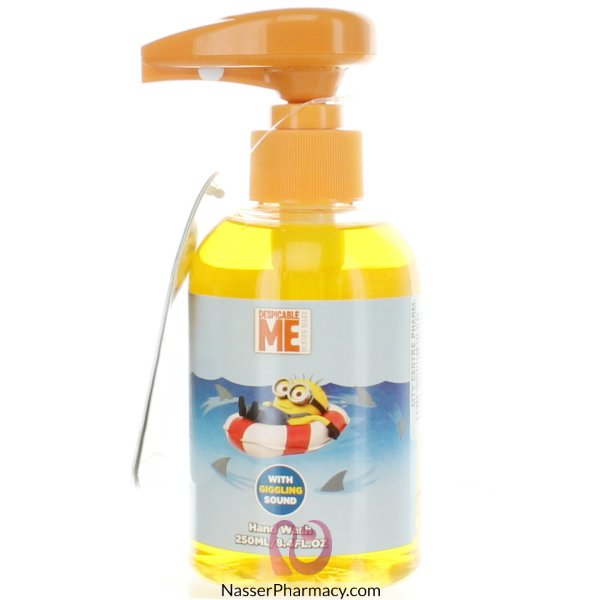 Minions Giggling Hand Wash 250ml-61492