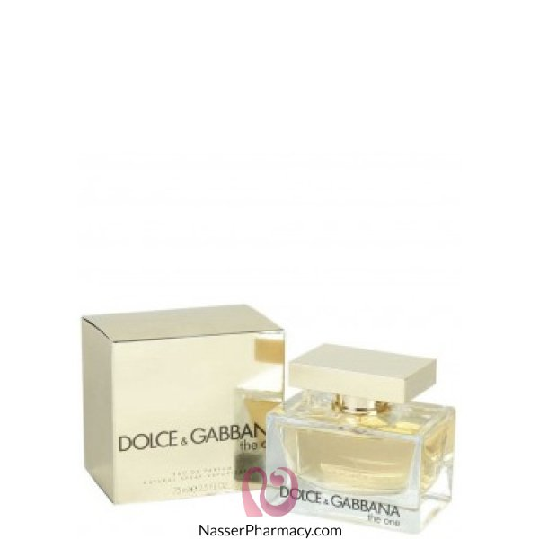 Dolce&gabbana  D&g  The One Gold Limited Edition 75ml