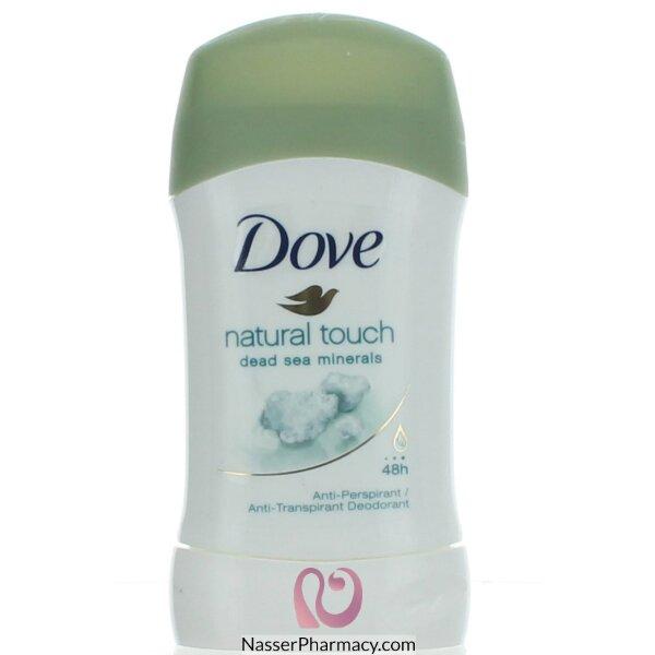 8d3eaa901 تسوق أونلاين دوف Dove مزيل رائحة العرق ستيك ناتشورال تاتش - 40 مل من ...