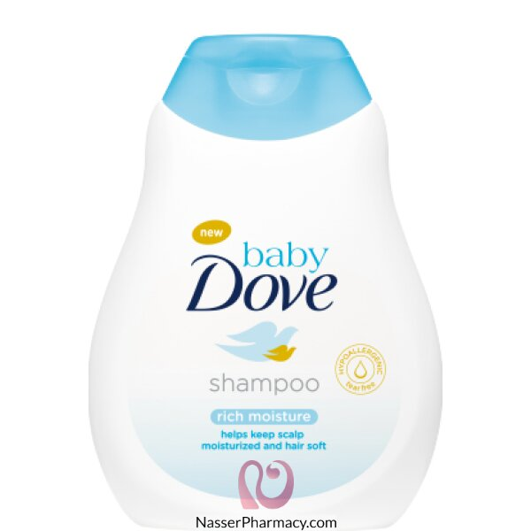 Dove Baby Shampoo Rich Moisture 200ml