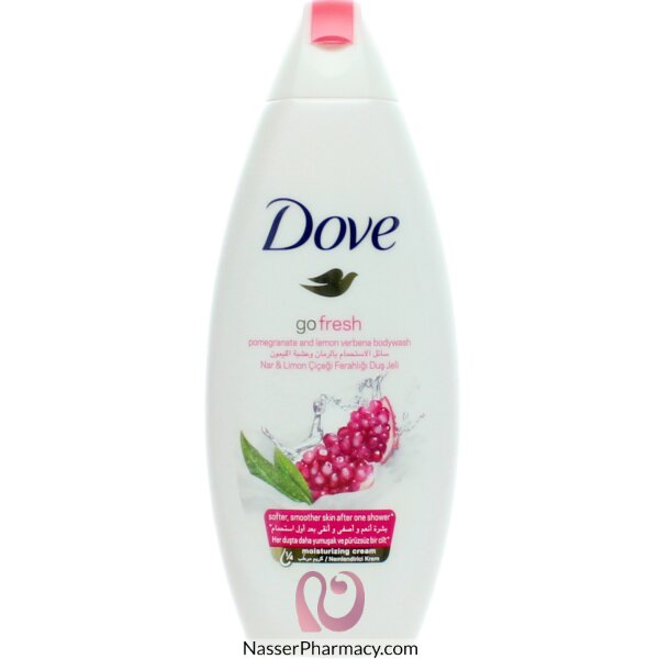 Dove Body Wash Revive 250ml