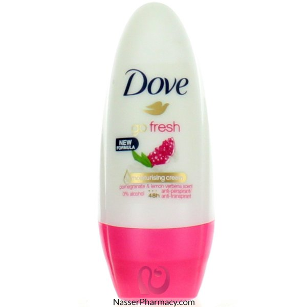 Dove Deodaorant Roll On Pomegranate 50ml--45111