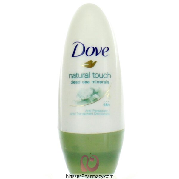 Dove Deodorant Roll On Natural Touch 50ml