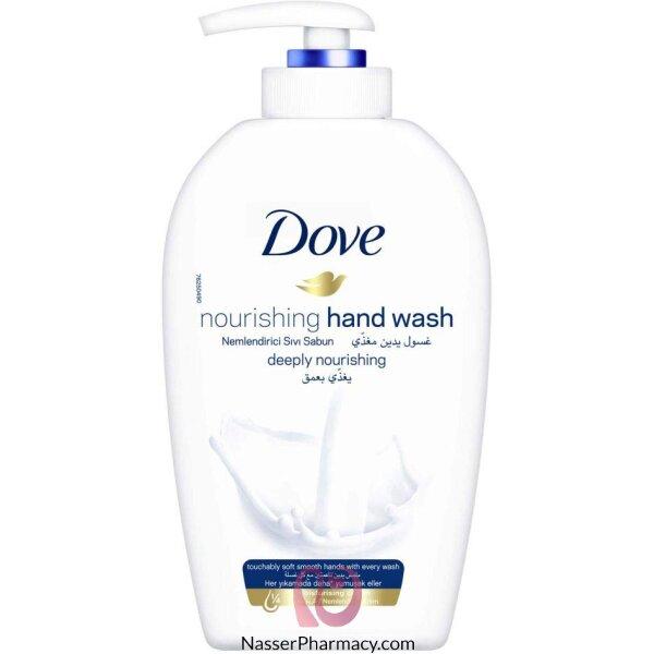 Dove H/wash Deeply Nourishing 500ml