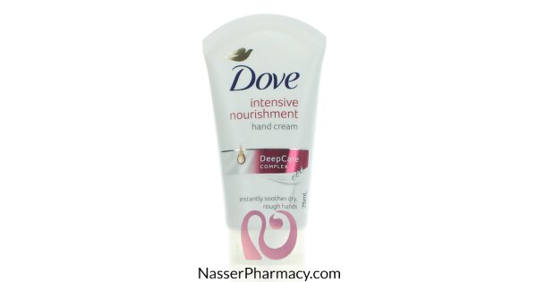 dove intensive hand cream