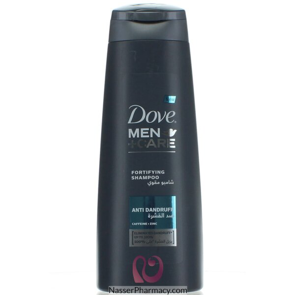 Dove Men + Care Fortifying Shampoo Anti Dandruff - 200 Ml