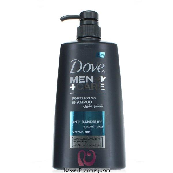 Dove Men + Care Fortifying Shampoo Anti Dandruff - 700 Ml