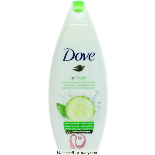 Dove Shower Gel Go Fresh  250 Ml