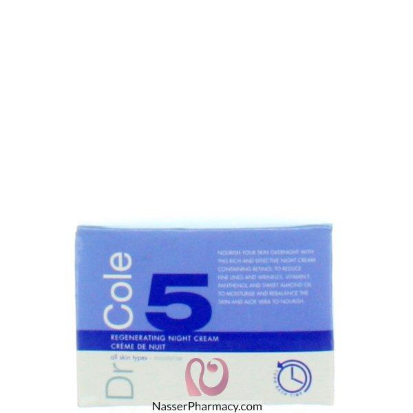 Dc Regenerating Night Cream 50ml