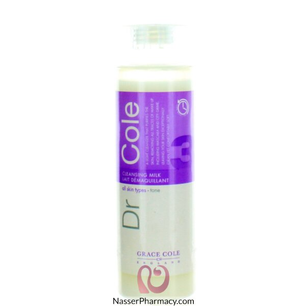 Dr Cole Cleansing Milk 200ml